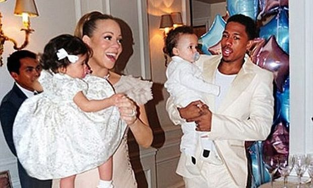 Παριζιάνικο πάρτι για τα δίδυμα της Mariah Carey