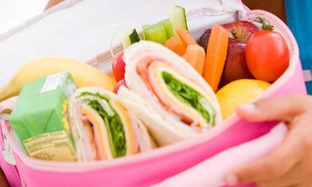 Wrap με λαχανικά και τυρί