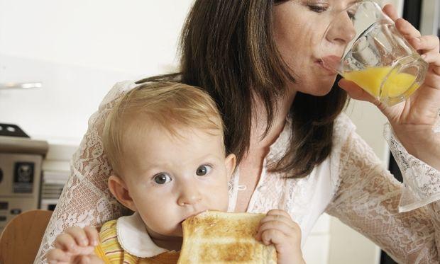 Πόσο μπορώ να επηρεάσω τις διατροφικές συνήθειες του παιδιού μου;