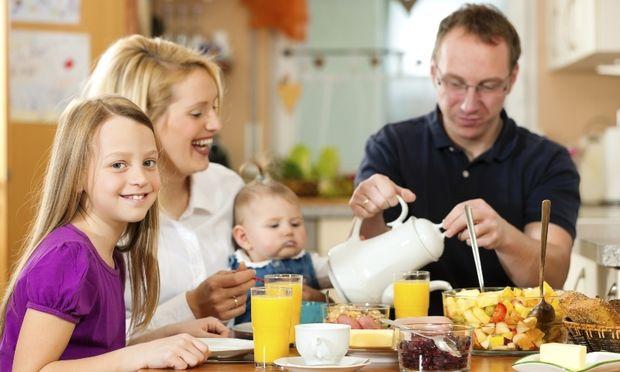 Πρωινό γεύμα: Το σημαντικότερο της ημέρας για τα παιδιά