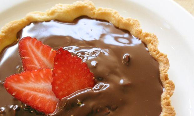 Ταρτάκια σοκολάτας για παιδιά… όλο γλύκα!