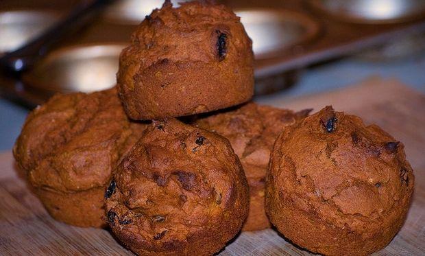 Muffins με μπαχαρικά