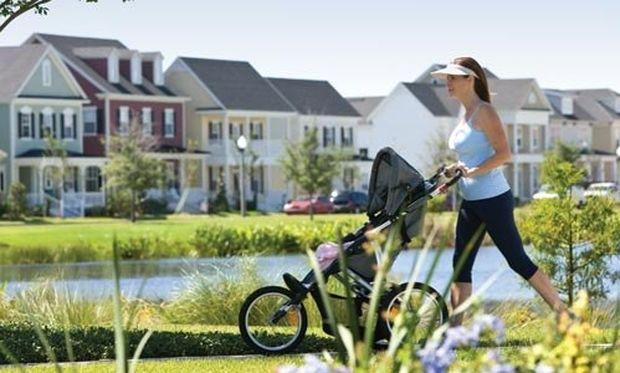 Προετοιμαστείτε για την πρώτη βόλτα με το μωρό σας