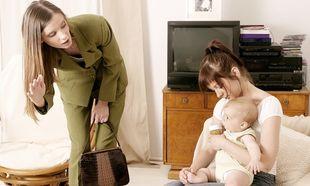 Όταν η baby sitter δεν μιλά ελληνικά…