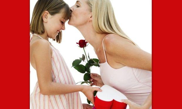 Τα πέντε πιο πολύτιμα δώρα για τη μαμά, ανήμερα της γιορτής της!