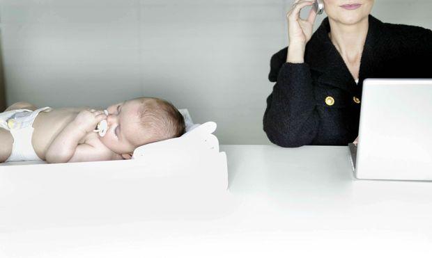 Επιστρέφοντας στη δουλειά μετά τη γέννα