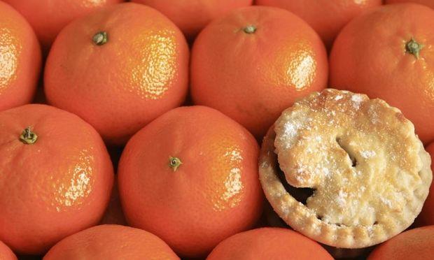 Μια βιταμινούχα πορτοκαλόπιτα
