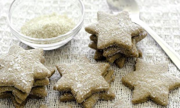 Νόστιμα μπισκότα κανέλλας