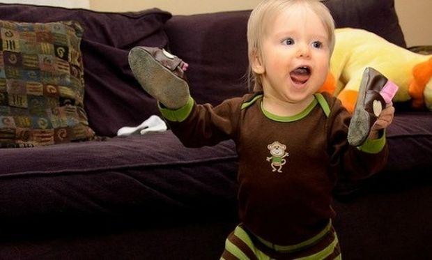 Το παιδί μου έγινε δύο ετών