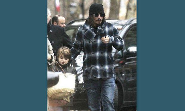 Johnny Depp: Ο Marilyn Manson στο κόστους 50.000 δολαρίων πάρτι για το γιο του