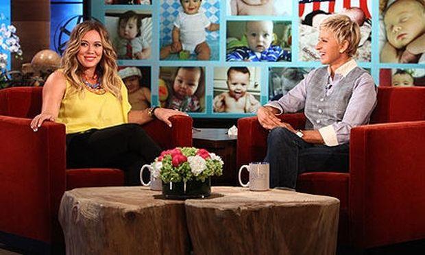 Hillary Duff: Η γέννα του Luca ήταν πολύ εύκολη (video)