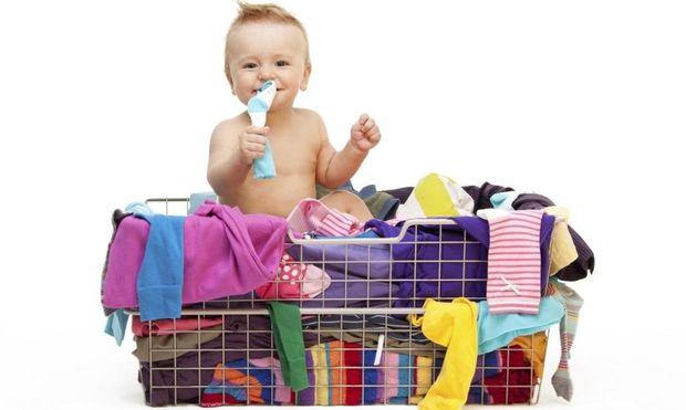 Πόσα ρούχα χρειάζεται τελικά το μωρό μας;
