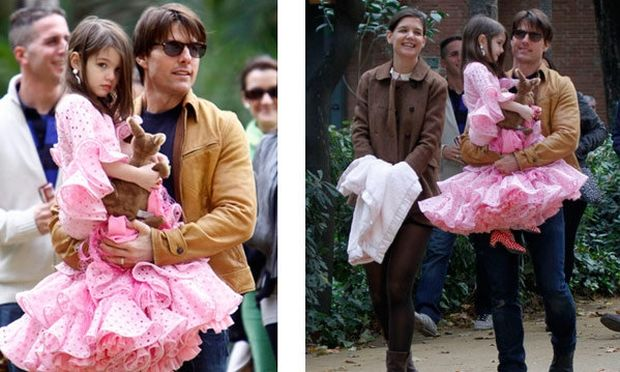 Ο μπαμπάς Tom Cruise συμβουλεύει: Ενθαρρύνετε τα παιδιά σας να παίρνουν πρωτοβουλίες
