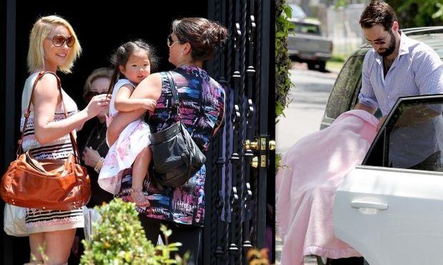 Η πιο ευτυχισμένη γιορτή της μητέρας για την Katherine Heigl με τις κόρες της!