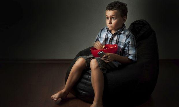 Μακριά τα παιδιά από ταινίες θρίλερ… αν θέλετε να κοιμάστε τα βράδια!