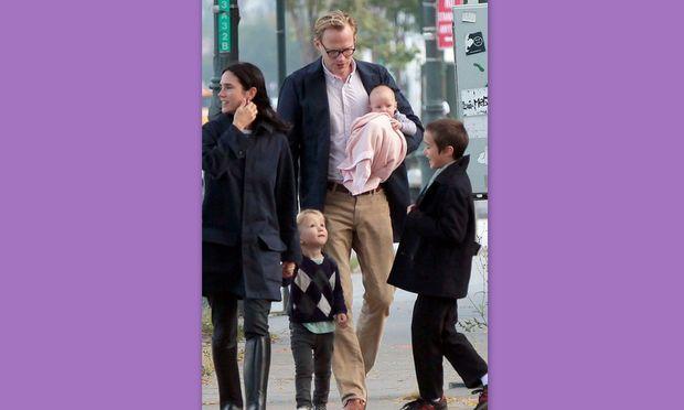 Jennifer Connelly: Γιατί τα παιδιά μου δεν καβγαδίζουν