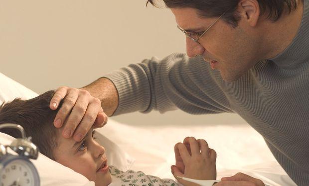 Τα απαραίτητα για μια ξαφνική ασθένεια του παιδιού μας