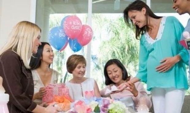 Ιδέες για ένα τέλειο πάρτι εγκυμοσύνης