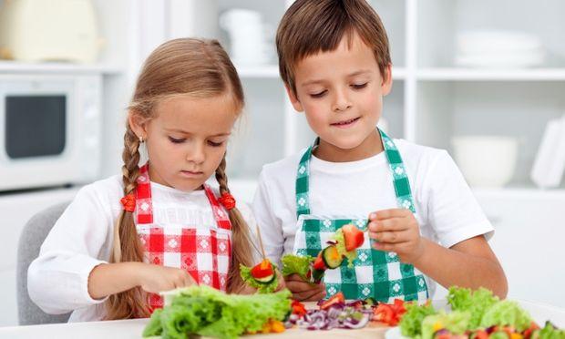 Μαγειρέψτε στο παιδί σας υγιεινά και νόστιμα!