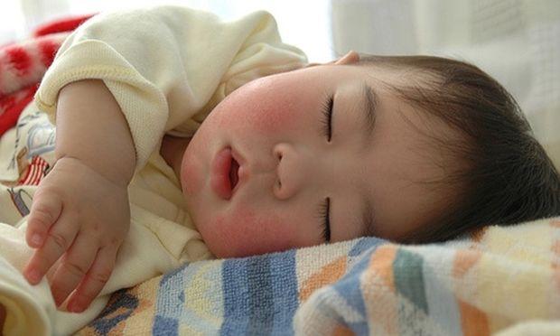 Τα παιδιά αισθάνονται τα πάντα όταν… κοιμούνται