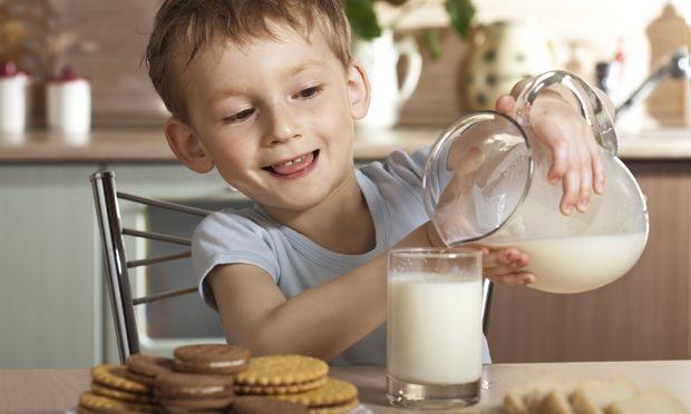Το παιδί μου δεν πίνει γάλα. Τι να κάνω;