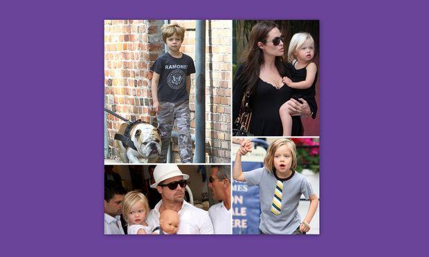Η Shiloh Jolie Pitt έκλεισε τα 6!