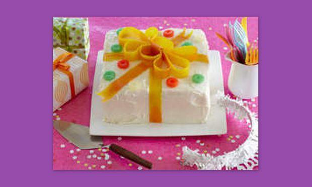 Μια τούρτα – δώρο!