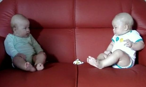 Αστείο βίντεο: Δεν μιλάνε αλλά συζητάνε μία χαρά!