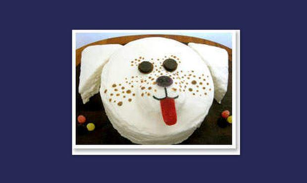 Μία τούρτα που γαβγίζει!