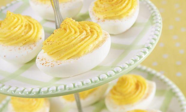 Αυγά βαρκούλες για παιδικό πάρτι!