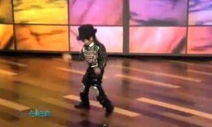 «Michael Jackson» ετών 4!( Απίθανο βίντεο)