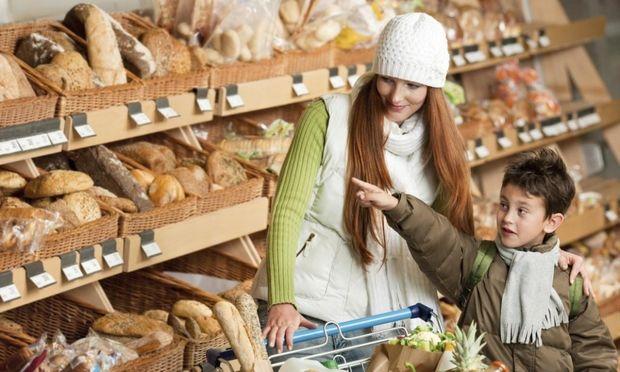 Με το παιδί σας στο Super market