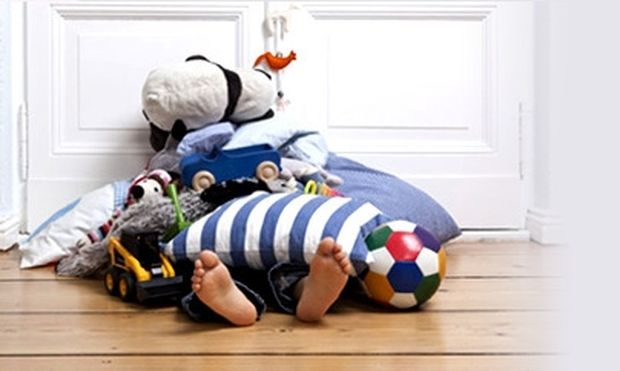 Το παιδί μου έχει πάρα πολλά παιχνίδια!