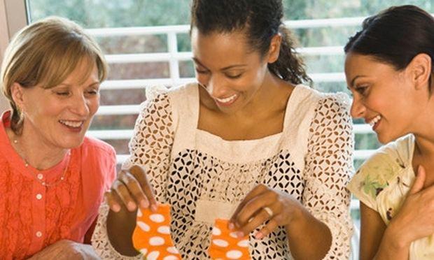Παιχνίδια για το πάρτι πριν την εγκυμοσύνη