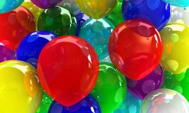 Ιδέες για πάρτι μόνο με μπαλόνια