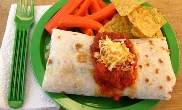 Ένα burrito για όλες τις ώρες