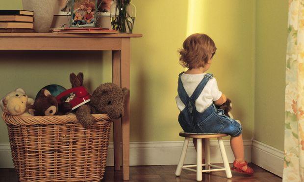 Πόσο καλό είναι να στέλνουμε τα παιδιά μας τιμωρία;