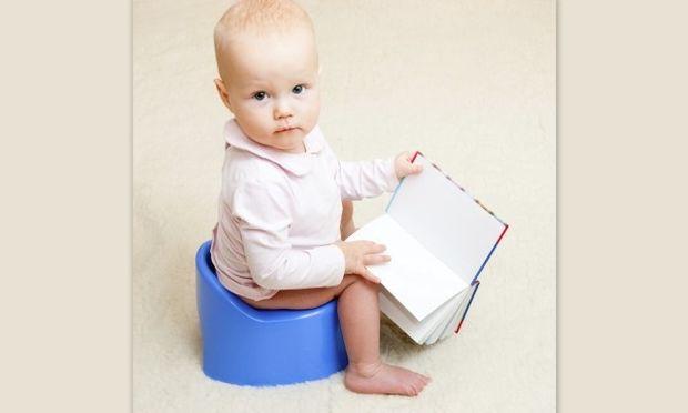 Μην πιέζετε το παιδί σας να αποχωριστεί την πάνα του!