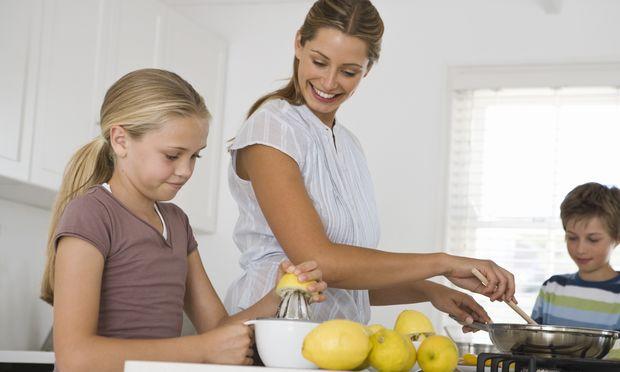 Δροσερή σπιτική λεμονάδα για τα παιδιά!