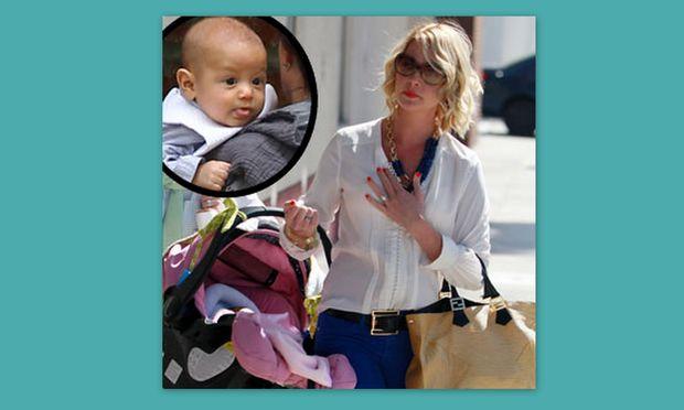 Η Katherine Heigl δίνει λεπτομέρειες για το νέο μέλος της οικογένειας