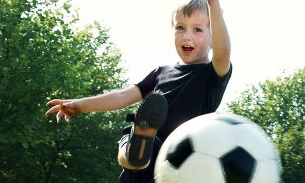Τα οφέλη των αθλημάτων στα παιδιά