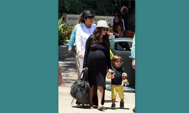 Kourtney Kardashian: Με τον Mason στο ζωολογικό κήπο