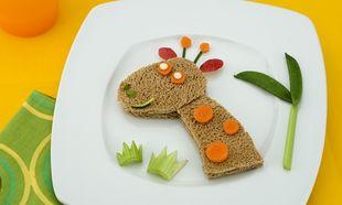 Ένα sandwich καμηλοπάρδαλη που θα τα ξετρελάνει!