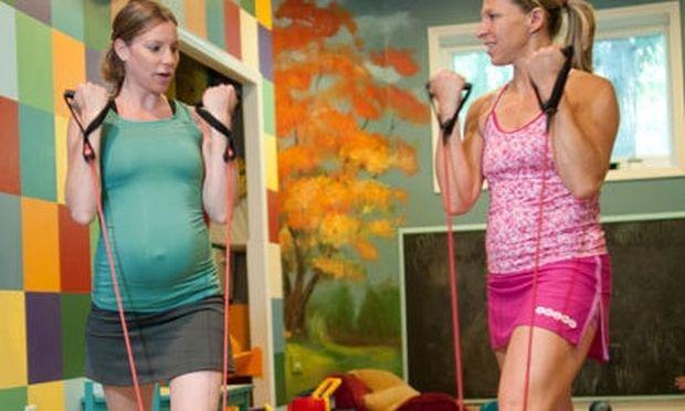 Μην φοβάστε την άσκηση στη διάρκεια της εγκυμοσύνης