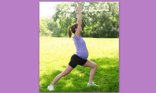 Ασκήσεις yoga για την εγκυμοσύνη