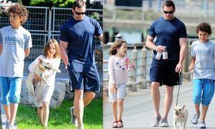 Γιορτή του πατέρα: Ο Hugh Jackman γιόρτασε μαζί με τα παιδιά του!
