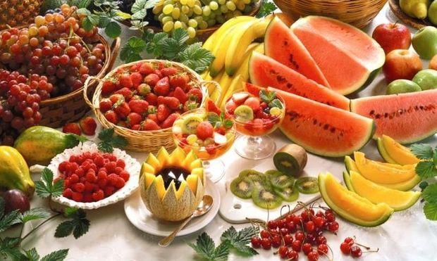 Τα φρούτα του καλοκαιριού και οι ευεργετικές τους ιδιότητες