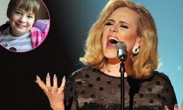 Απίστευτο! Η φωνή της Adele ξύπνησε κοριτσάκι από κώμα