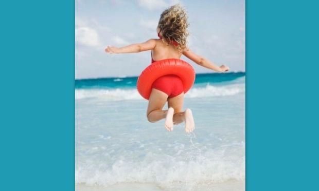 Αναπτύσσεται πιο γρήγορα το παιδί το καλοκαίρι;