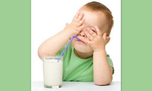 Το παιδί μου έχει αλλεργία στο γάλα. Τι να κάνω;